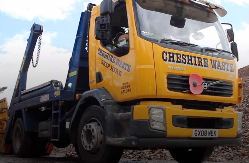 Cheshire Waste Skip Hire