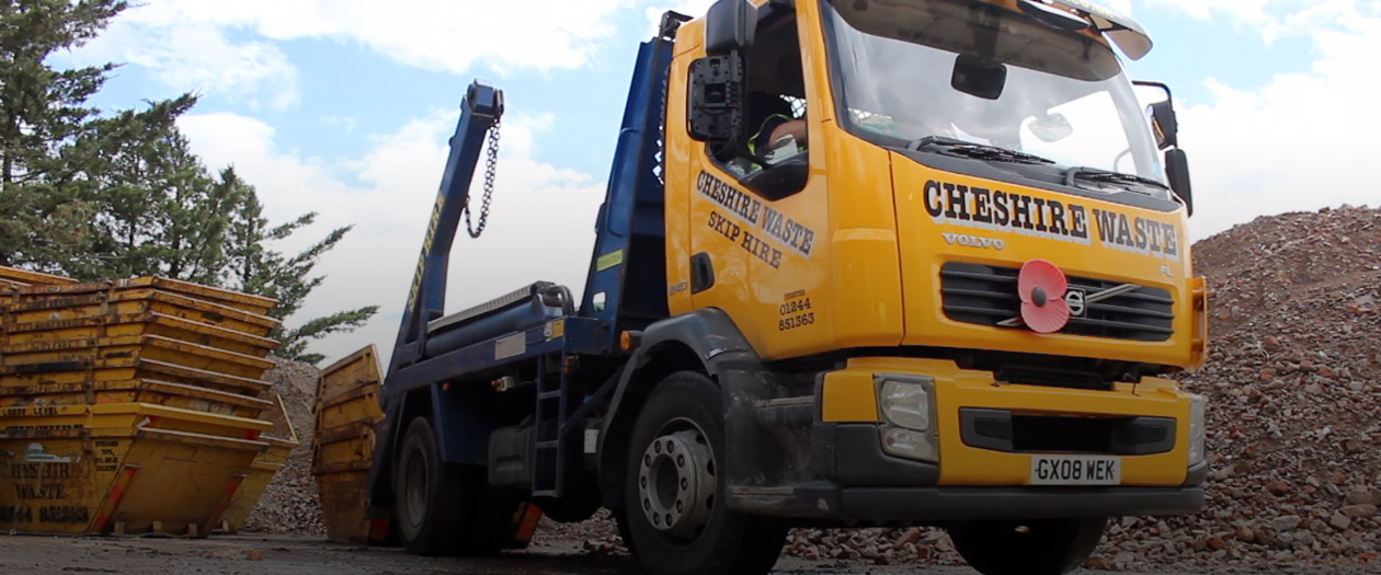 Cheshire Waste Skip Hire